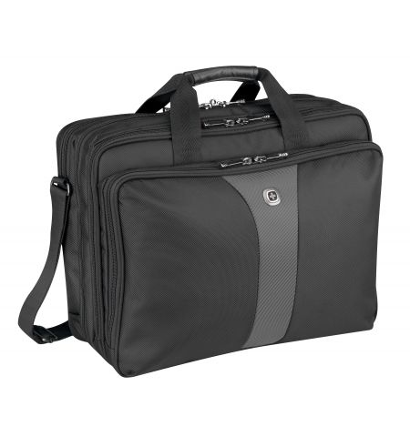 "Wenger Legacy 17"" Triple Laptop Case"