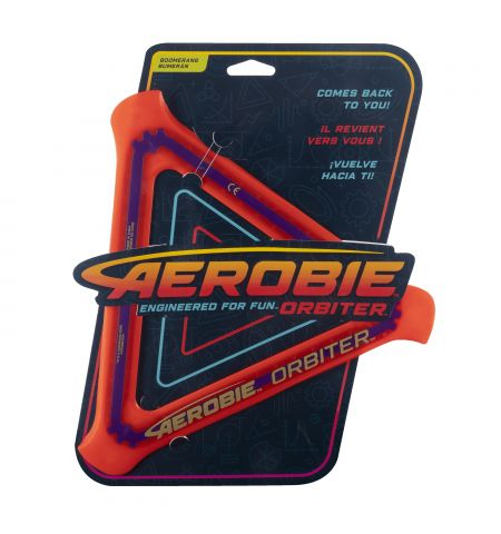 Aerobie 6046395 Orbiter Boomerang Assorted