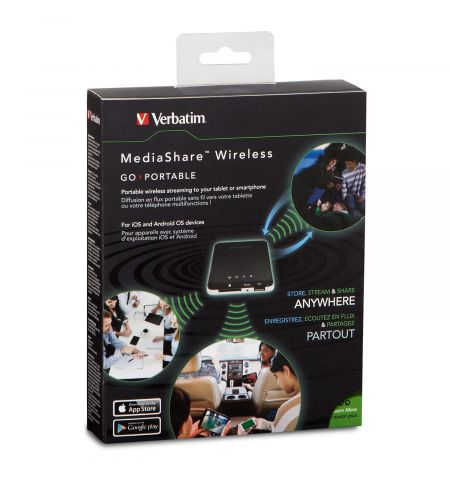 Verbatim MediaShare Wireless