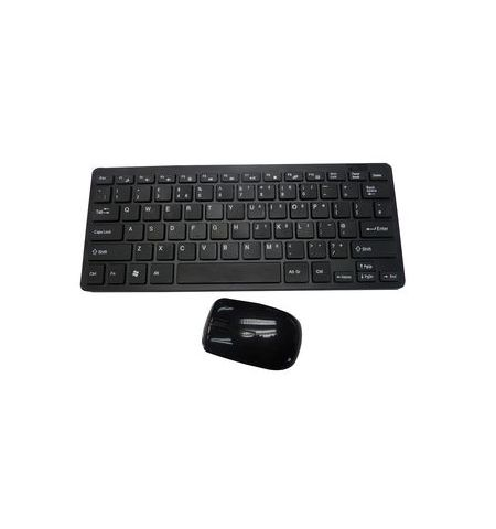 wireless 2/4 gzh keyboard and mouse set