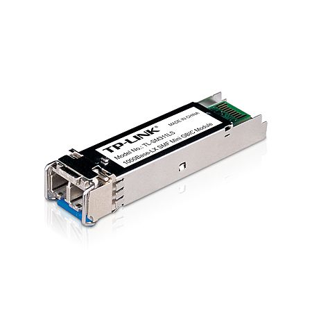 TP-Link Ggbt SFP mdle Sgle-mde  LC  10KM