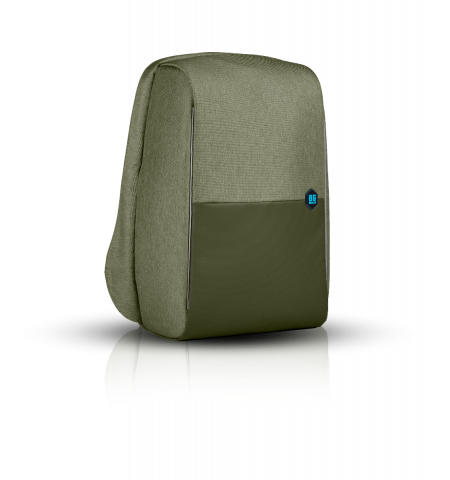 "Laptop Backpack MetroBag The Anti-Theft & RFID Protection Backpack 17"" - Olive"