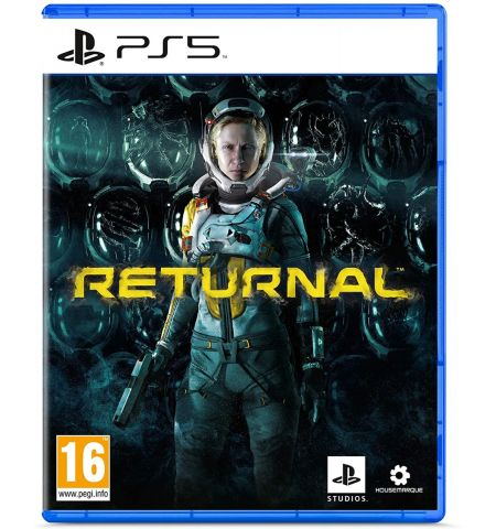 RETURNAL PlayStation 5 with Preorder Bonus Included: Astra Suit, 2 models!