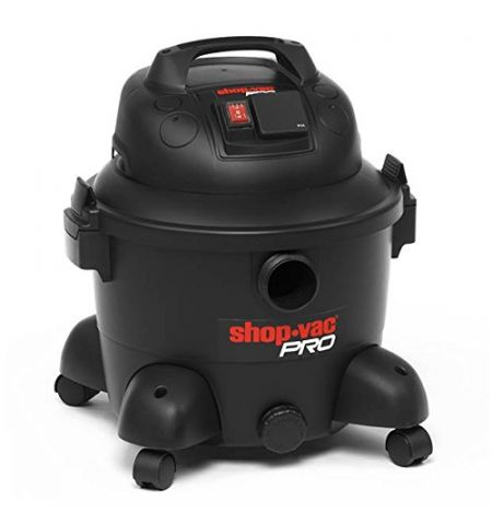 Shop Vac 9274124 Pro Synchro Vacuum Cleaner, Plastic, 1800 W, 25 liters, Black